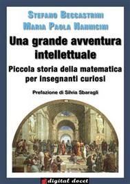 Una grande avventura intellettuale - copertina