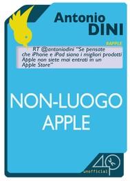 Non-luogo Apple - copertina