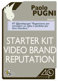 Starter kit video brand reputation - copertina