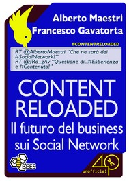 Content Reloaded. Il futuro del business sui Social Network - copertina