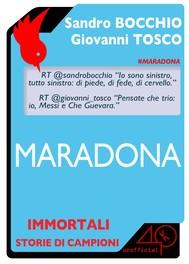 Maradona - copertina