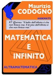 Matematica e infinito - copertina