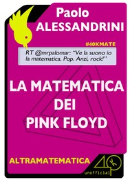 La matematica dei Pink Floyd - copertina