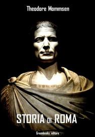 Storia di Roma - copertina