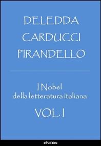 I Nobel della letteratura italiana - Librerie.coop