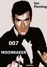 007 Moonraker - copertina