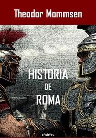 Historia de Roma - copertina