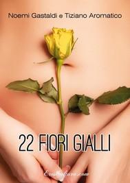 22 Fiori gialli - copertina