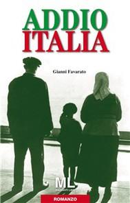Addio Italia - copertina