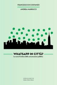 WhatsApp in città? - copertina