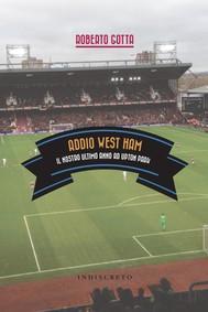 Addio West Ham - copertina