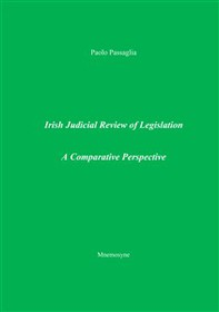 Irish Judicial Review of Legislation. A Comparative Perspective - Librerie.coop