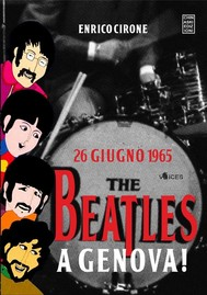26 giugno 1965: The Beatles a Genova! - copertina