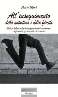 All'inseguimento dell'autostima e della felicità - copertina