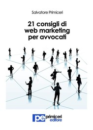 21 Consigli di Web Marketing per Avvocati - copertina