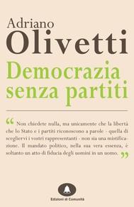 Democrazia senza Partiti - copertina