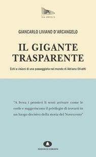Il gigante trasparente - copertina