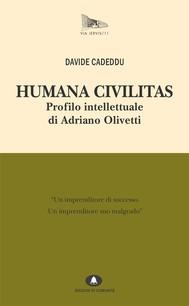 Humana Civilitas. Profilo intellettuale di AO - copertina