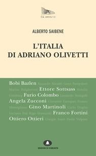 L'Italia di Adriano Olivetti - copertina