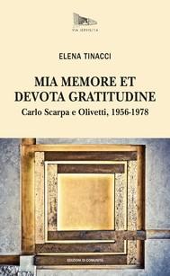 Mia memore et devota gratitudine - copertina