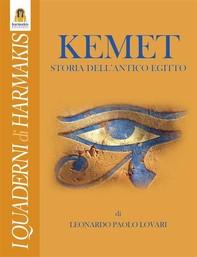 Kemet - Storia dell'Antico Egitto - Librerie.coop