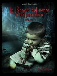 La Regola del Santo e del Peccatore Vol III - copertina