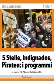 5 Stelle, Indignados, Piraten: i programmi - copertina