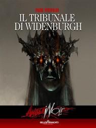 Angerwolf - Il Tribunale di Widenburgh - copertina