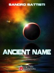 Ancient name - copertina