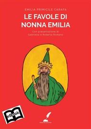 Le favole di Nonna Emilia - copertina