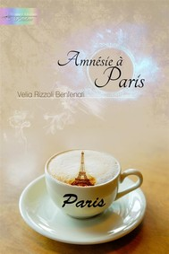 Amnésie à Paris - copertina