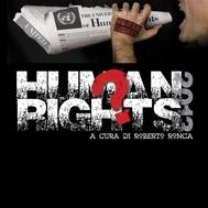 Human Rights? 2013 - copertina