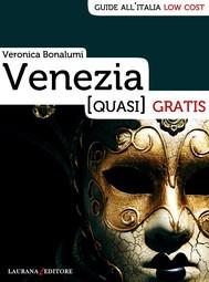 Venezia (quasi) gratis - copertina
