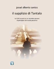 Il supplizio di Tantalo - copertina