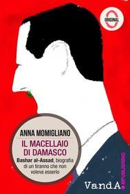 Il macellaio di Damasco - copertina