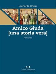 Amico Giuda - copertina