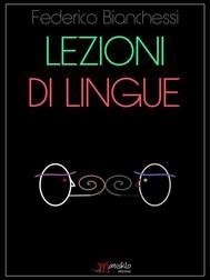 Lezioni di lingue - copertina