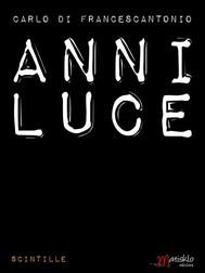 Anni Luce - copertina