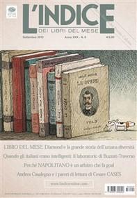 L'Indice dei libri del mese - settembre 2013 - Librerie.coop