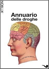 Annuario delle droghe - copertina