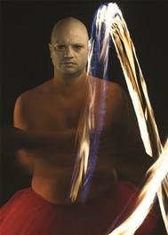Flame (chains) - copertina