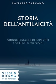 Storia dell'antilaicità - copertina
