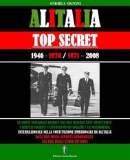 Alitalia Top Secret - copertina