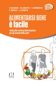 ALIMENTARSI BENE E' FACILE - copertina