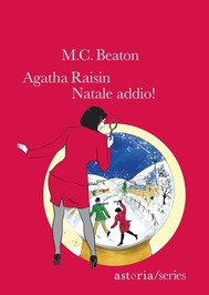 Agatha Raisin – Natale addio! - copertina
