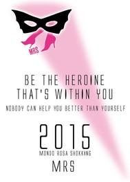 Calendario Mondo Rosa Shokking 2015 - copertina
