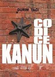 codice kanun - copertina
