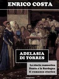 Adelasia di Torres - copertina