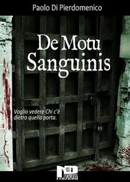De Motu Sanguinis - copertina