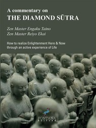 A commentary on THE DIAMOND SŪTRA - copertina